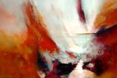 dreamtime Zanskar 70x90cm oil/canvas
