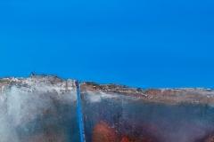 dualité 30 x 70 cm oil/canvas