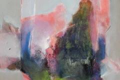 la douce 70x70 cm oil/canvas