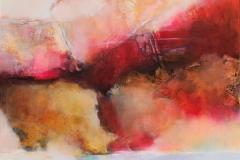 terra privata 90 x 90 cm oil/canvas