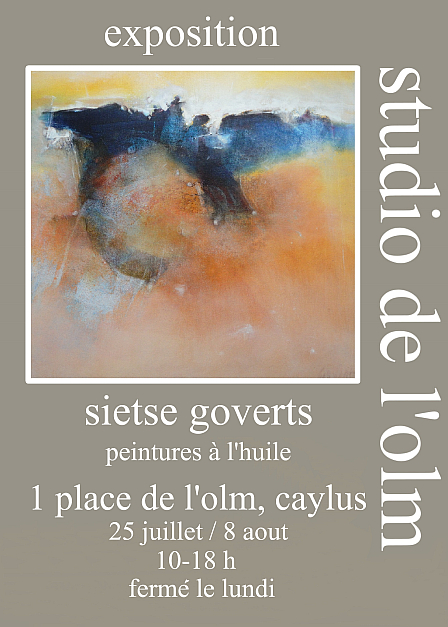 Exposities - Sietse Goverts